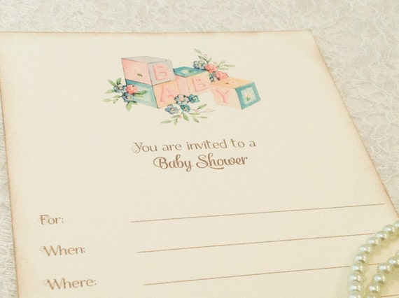 fill in blank baby shower invitations baby boy or baby girl