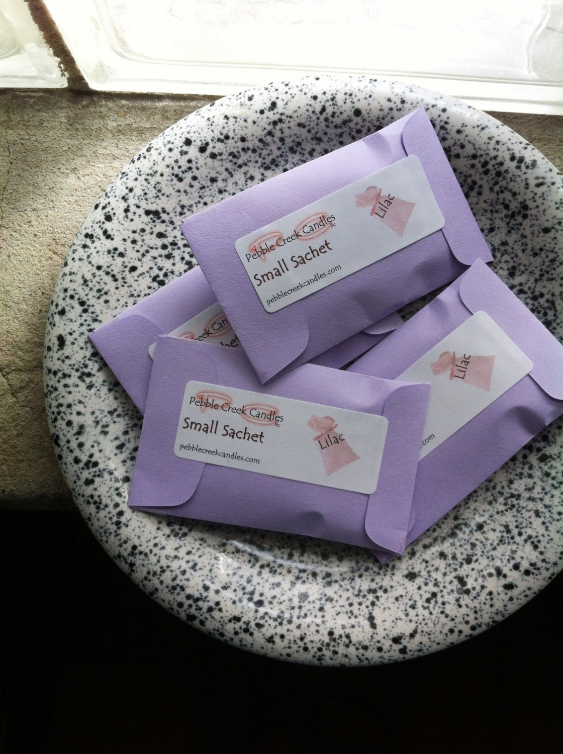 Hens Party Favor Lilac Sachets Car Air Freshened Spring ...