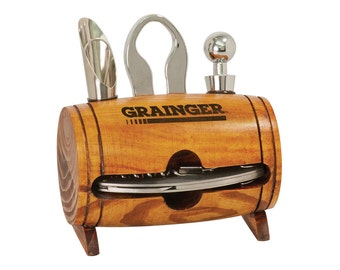 Wine Tool Set- 4 piece barrel