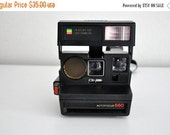 Reserved for CCC ON SALE Vintage Polaroid  660 Land Camera Instant Film Camera  Tested /Works