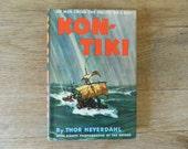 Kon Tiki by Thor Heyerdahl.