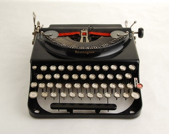 Typewriter, Remington for DISPLAY ONLY