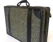 Vintage Hartmann bag / Small Suit Case / Carry On