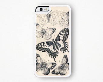 Butterfly iPhone 6 Case Butterfly iPhone 5S Case Butterfly iPhone 4 Case Vintage iPhone 4S Case Butterfly iPhone 5 Case iPhone 5C Case