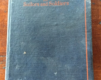 A  1917 Prayer Book for Sailors and Soldiers