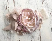 Baby Girl Headband- baby Headband- Flower Girl Headband- matilda jane- Persnickety Headband- Photo Prop