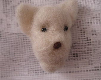 Hand Felted Critter Cyber Monday sale 10.00 was 12.00