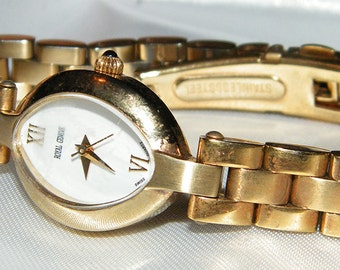 Ladies Royal Geneve Swiss Quartz Bracelet Watch