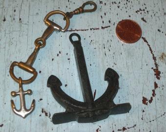 Nautical Key Chains , Anchor Key Chains , Anchors