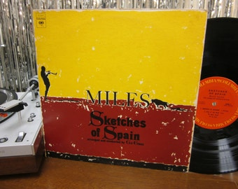 Miles Davis - Sketches Of Spain - 1960 - Modal Jazz - One of his greatest works!