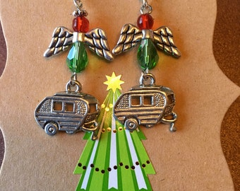 Christmas Earrings - Cute Holiday Gift