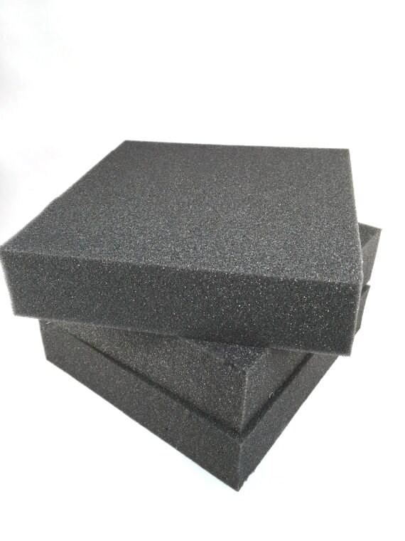 Needle Felting Foam Pad 2 Quot Thick Dense Charcoal Color