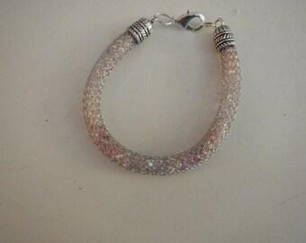 Bracelet/Swarovski Crystal/Swarovski Crystal Mix with Silver/Swarovski Crystal mix with Pearl