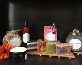 Jordan's Treasure Sample Box - samples of our best products