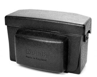 Kodak H35 Black Instamatic Vintage 1970's Camera Case