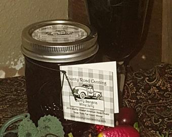 Berry Sangria Wine Jelly