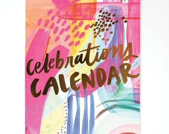 Celebrations Perpetual Calendar