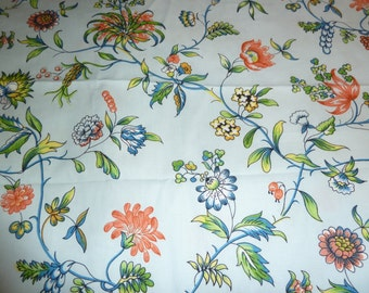 """A.L.Diamond Designer Fabric Yardage, """"Les Espines"""" Cotton, For Upholstery, Quilting, Crafts/Home Decor"""