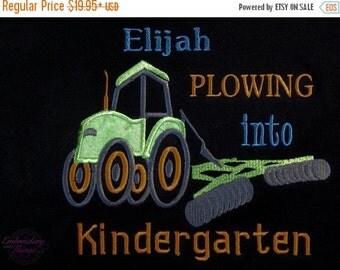 ON SALE Personalized Back to School Hoodie, Kindergarten T-Shirt, Kindergarten hoodie, first grade sweatshirt, Boys Back to school