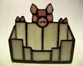 Pig Business Card Holder