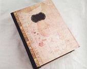 Handmade Mini Album Junk Journal