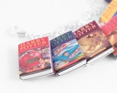 Harry Potter Miniature Book Bracelet (Bloomsbury Editions)