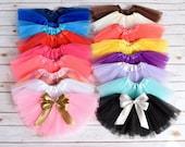 Tutu, Baby Tutu, Tutu Dress, Birthday Tutu, Newborn Tutu, Tu Tu Dress, Baby Tutu Outfit, 1st Birthday, Cake Smash Outfit,  Girls Tutu