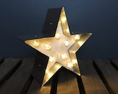 Marquee Light Up Star