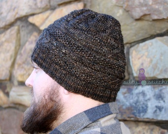 Knitted viking hat Etsy