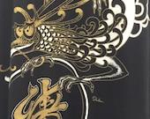 Alfred Shaheen NOS Dragon Lounge Dress & Pants Set