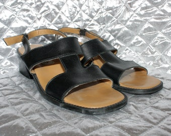 90s Etienne Aigner Sandals