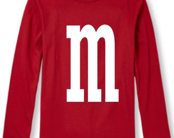DIY Number or Initial Vinyl Iron On Decal Applique Monogram Upper or Lower Case Letter 1-8 Inches