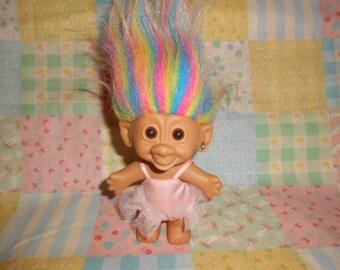 Bright Of American Troll Doll-Ballerina