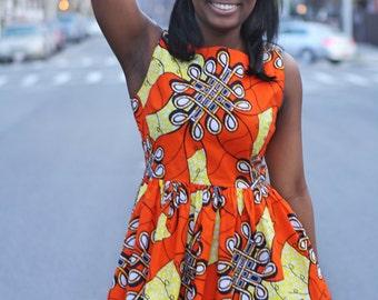 Naimah - Mini Dress - Ready to Ship!