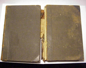 1870 The Atlantic Monthly Magazine Full Year Two Bound Volumes No. 25 & 26