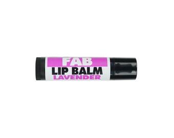 LAVENDER Lip Balm Vegan