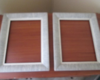 Vintage 2 old frames year 50 / 2 old 50s frame