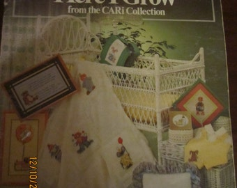Charted Here I Grow from the CARI Collection