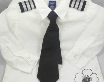 Child/Baby Pilot Shirt