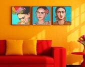 Mexican Art Canvas Print,40% Off, Canvas Wrap, Poster,Mexican Art, Mexican Folk Art,large