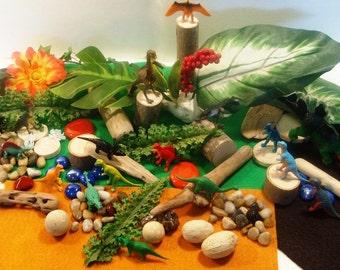 Dinosaur toy-tiny diny's