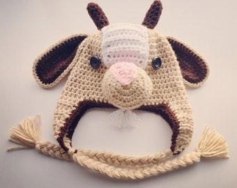 Billy Goat Ear Flap Beanie