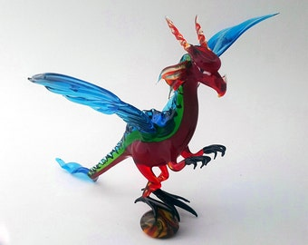 Dragon Fariah with sphere