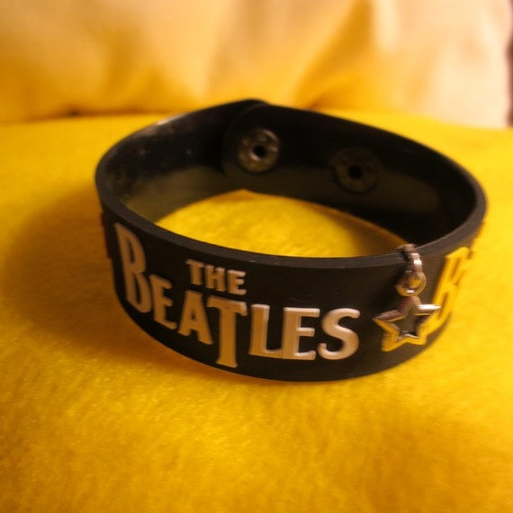 Beatles Charm Bracelet: The Beatles Bracelet By SharynKBeatlecrafts On Etsy