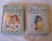 Vintage Jean Craig Children's Books by Kay Lyttleton,  1950's