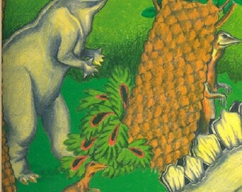 Personalized Children's Book - My Dinosaur Adventure (Ages 3 - 10)