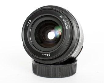 Nikon 24mm f/2.8 AF Nikkor Lens