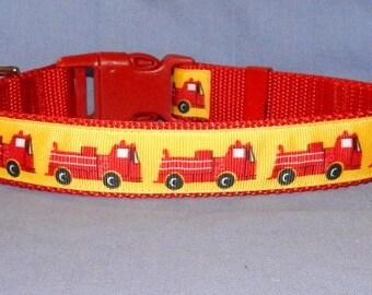 Fire Engine collar