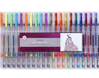 Eparon® 40-piece Gel Pen Set