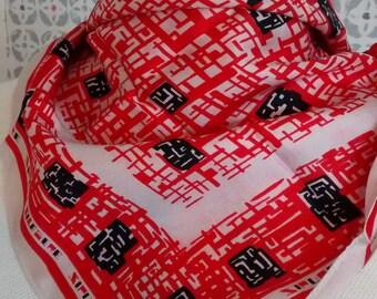 Vintage Headscarf/Scarf